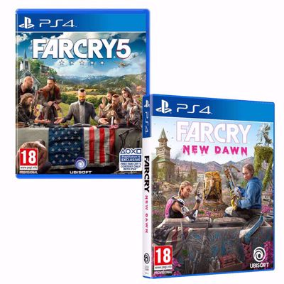 Far Cry 5 - DOUBLE PACK- ( PS4 )