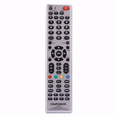 CHUNGHOP E-P912 Universal Remote Controller for PANASONIC LED TV / LCD TV / HDTV / 3DTV