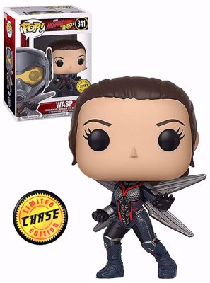POP! Marvel Studios - ANT-MAN AND THE WASP #341