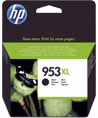 HP 953XL Μελάνι Black