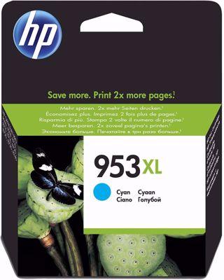 HP 953XL Μελάνι Cyan