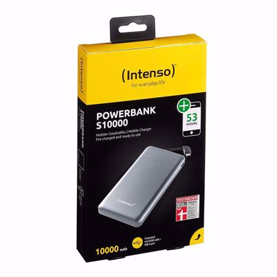 Intenso Quick Charge Q10000 Black Powerbank