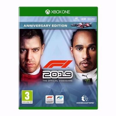 Formula 1 2019 Anniversary Edition ( XB1 )