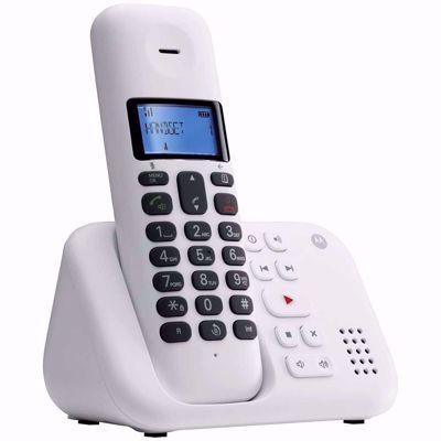 Motorola Ασύρματο Τηλέφωνο T311 Άσπρο