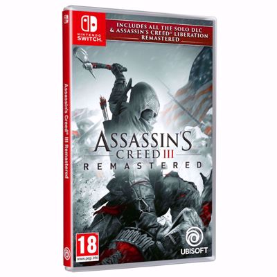 Picture of Assassin's Creed III Remastered ( NS )