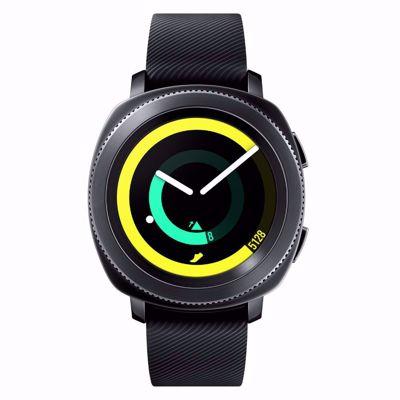 Samsung Smartwatch Gear Sport Μαύρο