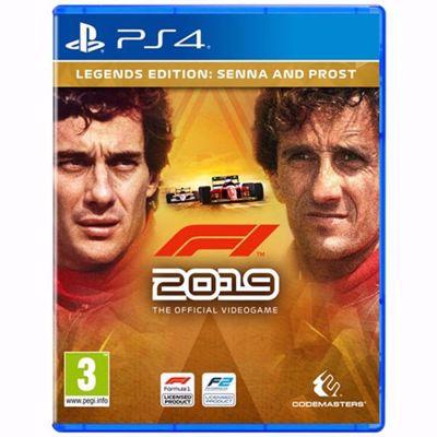 Formula 1 2019 Legends Edition ( PS4 )