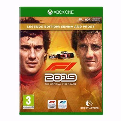 Formula 1 2019 Legends Edition ( XB1 )