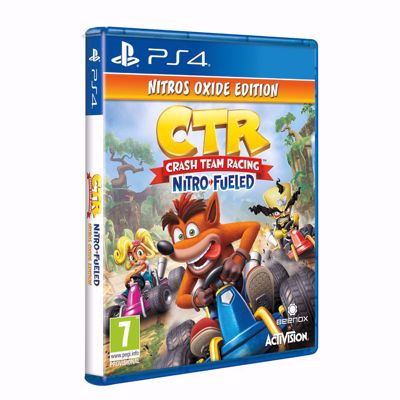 Crash Team Racing Nitro Fueled Nitros Oxide Edition ( PS4 )