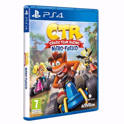 Crash Team Racing Nitro Fueled Standard ( PS4 )