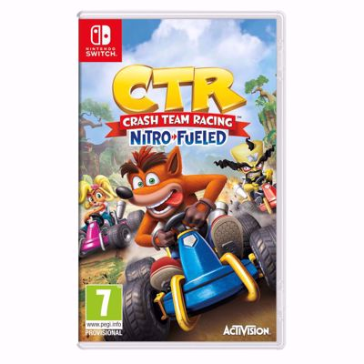 Crash Team Racing Nitro Fueled Standard ( NS )