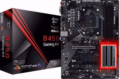 ASRock Fatal1ty B450 Gaming K4 Motherboard