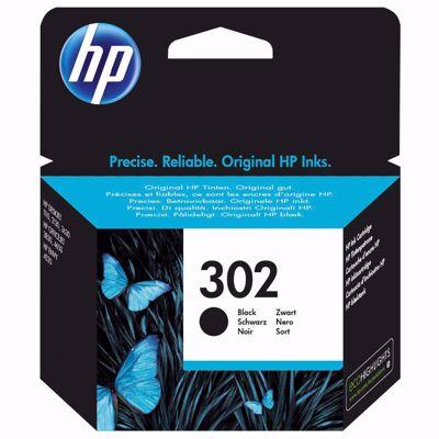 Μελάνι HP 302XL Black