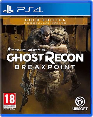 TOM CLANCY'S GHOST RECON BREAKPOINT GOLD EDITION ( PS4 )