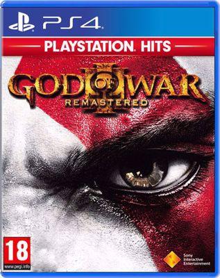 God of War 3 Remastered ( PS4 ) - Playstation Hits -