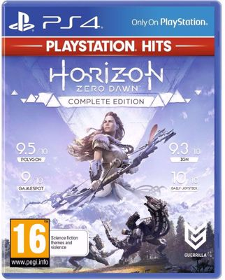 Horizon Zero Dawn Complete Edition ( PS4 ) - Playstation Hits -