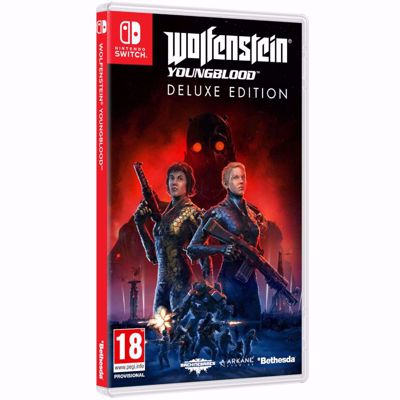 Wolfenstein Youngblood Deluxe Edition ( NS )