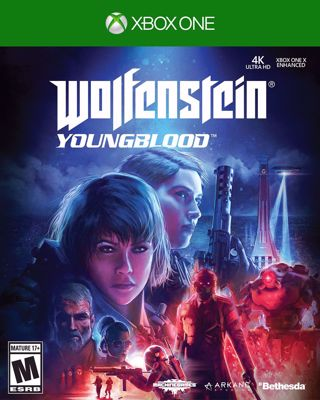Wolfenstein Youngblood Deluxe Edition ( XBOXONE )
