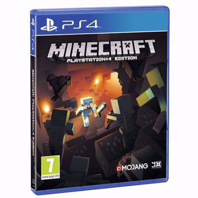 Minecraft Playstation 4 Edition ( PS4 )