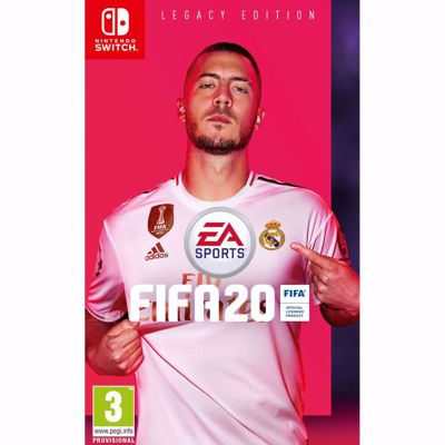 Fifa 20 - Legacy Edition ( NS )