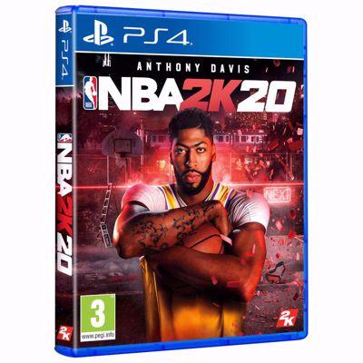 NBA 2k20 ( PS4 )
