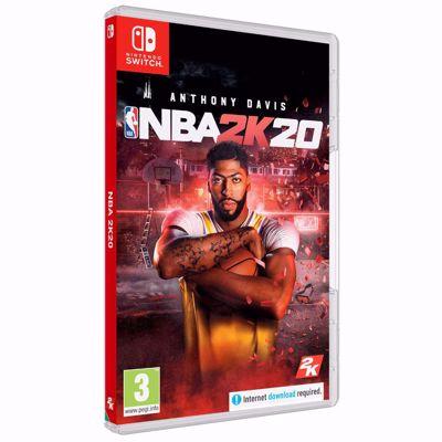NBA 2k20 ( NS )