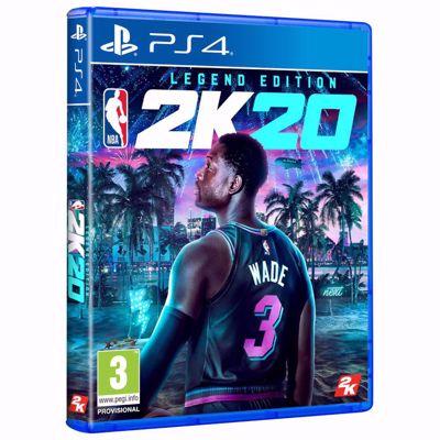 NBA 2K20 - Legends Edition - ( PS4 )