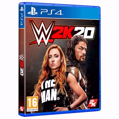 WWE 2k20 - Standard Edition - ( PS4 )