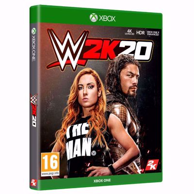 WWE 2k20 - Standard Edition - ( XB1 )