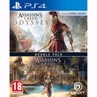 Assassins Creed Origins & Odyssey ( PS4 )