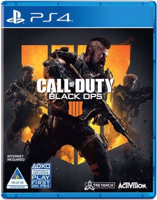 Picture of Call Of Duty Black Ops 4 ( PS4 )