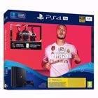 Sony Playstation 4 Pro 1 TB + EA Fifa 20 + PS Plus 14 Days
