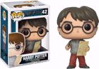 POP! Movies: Harry Potter - Harry Potter (With Marauder's Map) #42