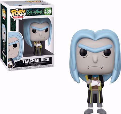 POP! Animation: Rick and Morty - Teacher Rick #439
