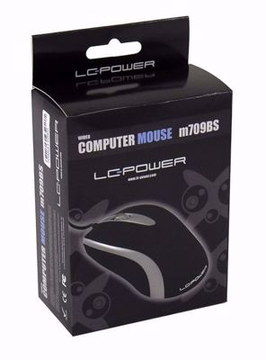 LC-Power m709BS - Optical USB mouse