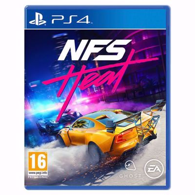 Need For Speed Heat ( PS4 )
