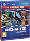 Uncharted The Nathan Drake  - PLAYSTATION HITS ( PS4 )