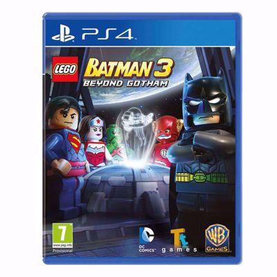Warner Lego Batman 3 Beyond Gotham ( PS4 )