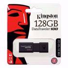 KINGSTON DT100G3/128GB DATA TRAVELER 100 G3 128GB USB3.0