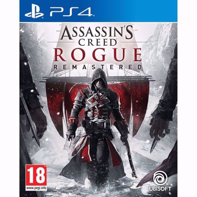 Assassin's Creed Rogue Remastered ( PS4 )