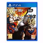 Dragon Ball Xenoverse - Dragon Ball Xenoverse 2 ( PS4 )