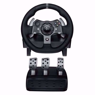 Logitech Wheel G920 Driving Force Racing ( XboxOne, PC )