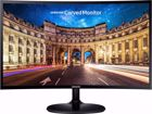 Samsung Monitor 24″ Curved Full HD [C24F390FHU]