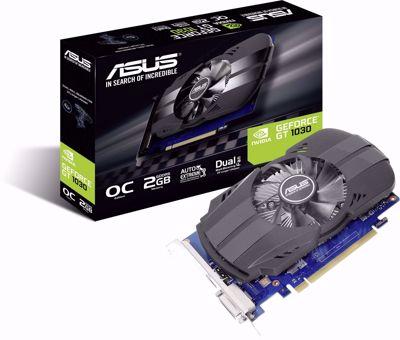 ASUS PH-GT1030-O2G GeForce GT 1030 2 GB GDDR5 - OC Edition