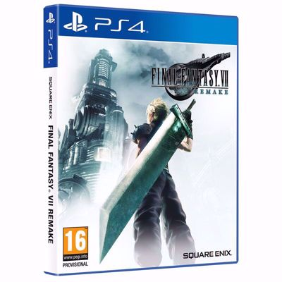 Final Fantasy VII Remake ( PS4 )
