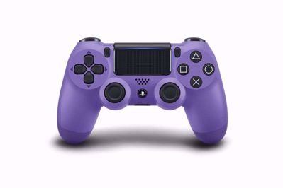 Sony Dualshock 4 Controller Electric Purple v2