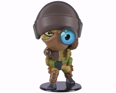 Six Collection Merch Series 4 Glaz Figurine Ubisoft Collectibles