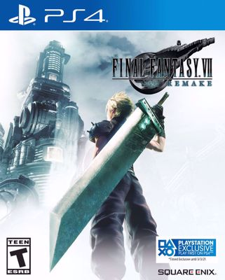 Final Fantasy VII Remake -Deluxe Edition- ( PS4 )