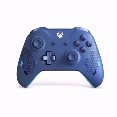 Microsoft Xbox Wireless Controller Sports Blue Special Edition