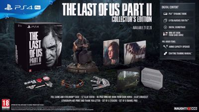 The Last of Us Part II - COLLECTOR'S EDITION ( PS4 )